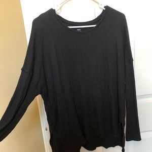 AE Waffle Knit Top